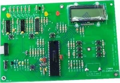 Zodiac Clearwater LM2 LM3 Powerpack Clock Control PCB
