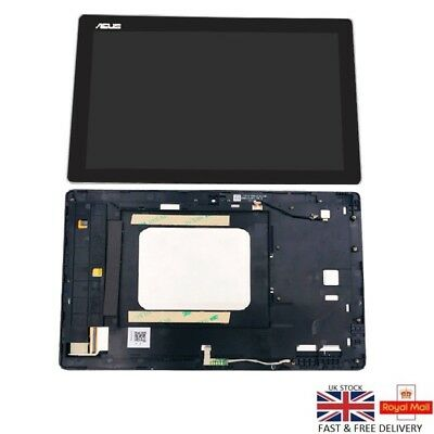 Asus Z300M P00C LCD Touch Screen Digitizer Assembly with frame Black UK Stock