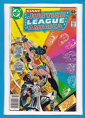 Justice League Of America #151_February 1978_Very Good/fine_Bronze Age Dc Giant!
