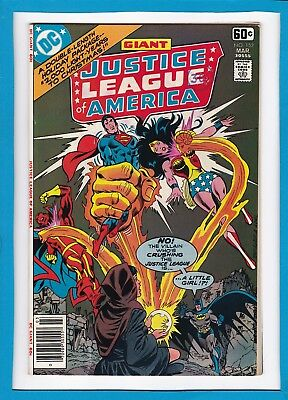Justice League Of America #152_March 1978_Very Fine_Bronze Age Dc Giant!