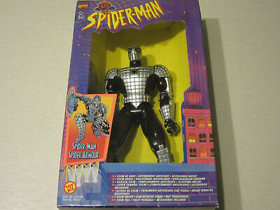 Marvel >Spider-Man Spider Armour< NEU/OVP!Actionfigur/Toy Biz 1996!!!25cm!!