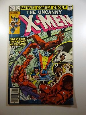 The Uncanny X-Men #129 1st Appearance of Kitty Pryde!! Fine- Beauty!!