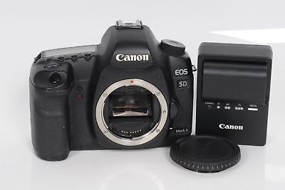 Canon EOS 5D Mark II 21.1MP Full Frame Digital SLR Camera Body              #412