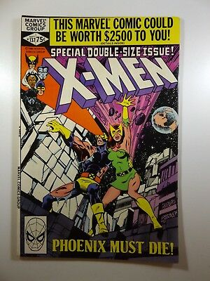 The Uncanny X-Men #137 Death of Jean Grey! Landmark Issue! Key VF-NM Condition!!