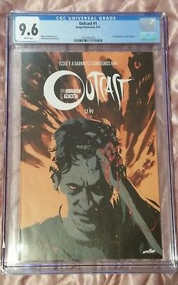 Outcast  #1 CGC 9.6 TV Show Hot!
