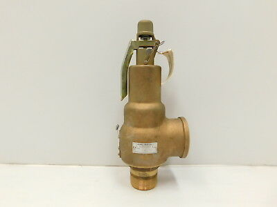"NEW Kunkle 6010-JH01-AM Safety Relief Valve 30 PSI 2""  (C2-721)"