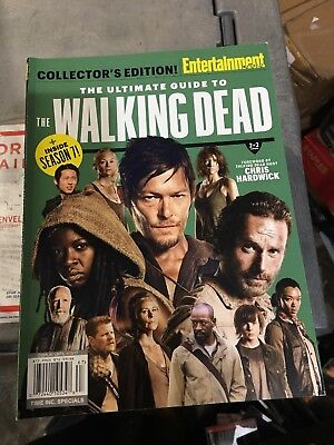 ENTERTAINMENT WEEKLY The Ultimate Guide to The Walking Dead COLLECTOR'S EDITION
