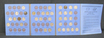 Jefferson Nickel Collection 1938 To 1961 Number One, 37 Coins Included