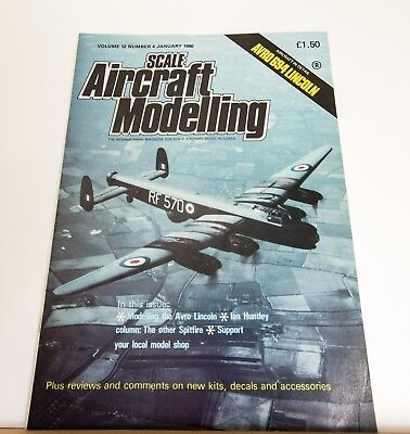 Scale Aircraft Modelling Volume 12 Number 4