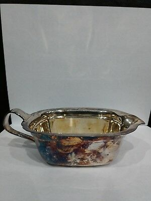 Reed & Barton 5000 Mayflower Gravy Boat