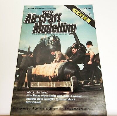 Scale Aircraft Modelling Volume 12 Number 2