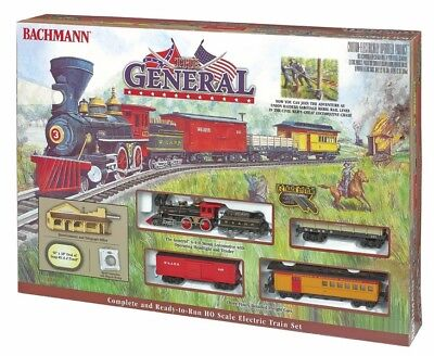 Set,the General Bac00736 Bachmann