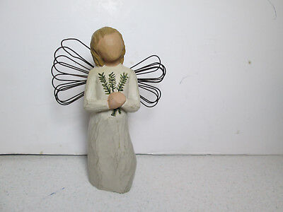 Demdaco Willow Tree Angel of Remembrance 2001