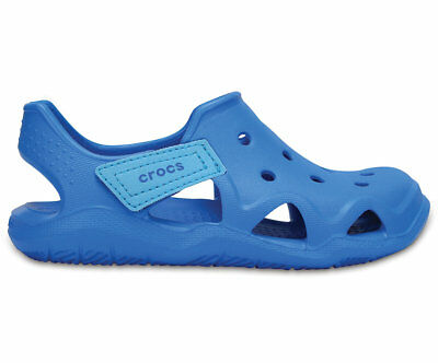 NEW Genuine Crocs Kids - Boys Swiftwater Wave K Ocean - Official Australia Store