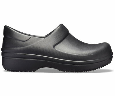NEW Genuine Crocs  Neria Pro II Clog Black