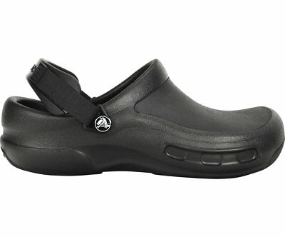NEW Genuine Crocs Mens Bistro Pro Work Clog Black -Australia Store Fast Shipping