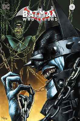 Batman Who Laughs 1 Mico Suayan Unknown A Variant Nm