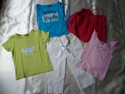 Great Condition Girls Size 7 Fred Bare, Esprit, Milkshake Tops and Pants