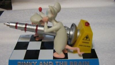 Pinky & the Brain lazer figurine toy