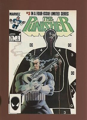 Punisher: Limited Series 3 VF 7.5 * 1 Book Lot * Slaughterday by Grant & Zeck!