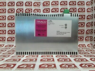 TRACO TIS-600-124 Industrial Power Supply - New No Box
