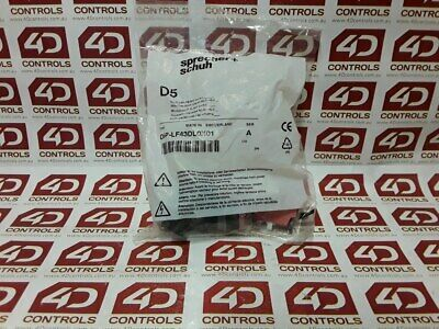 Sprecher + Schuh D5P-LF43DL0X01 Red Indicator Light - New Surplus Sealed