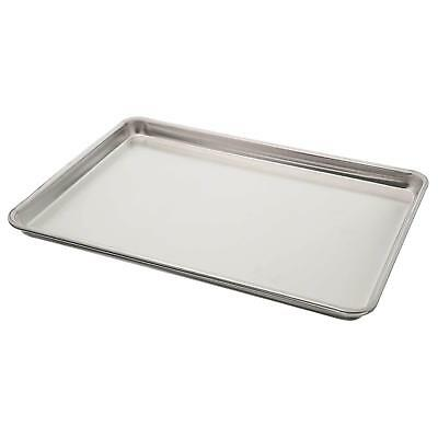 Vollrath 5303 Wear-Ever Half-Size Sheet Pan, 18-Inch x 13-Inch, Closed-Bead,