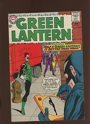 Green Lantern 29 FN 6.0 * 1 Book Lot * 1st Black Hand! Gil Kane!