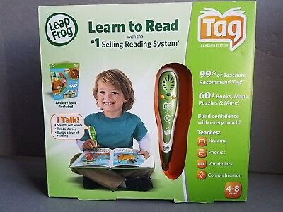 LeapFrog Tag Reading System ( 4-8 Years )