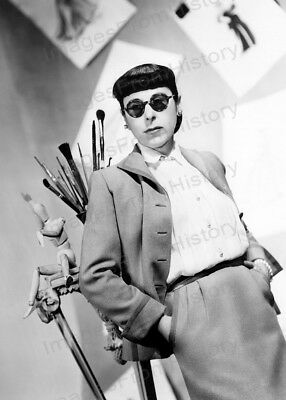 8x10 Print Edith Head Fashion Portrait #EDAA