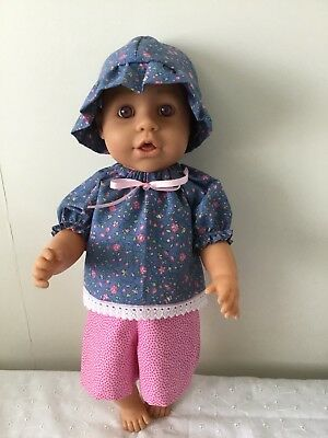 """Handmade Dolls Clothes To Fit 17"""" Doll"""