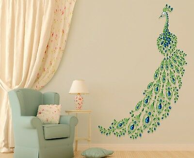 Vinyl Wall Decal Queen Crown Mermaid Silhouette Heart Symbol Stickers 2135ig