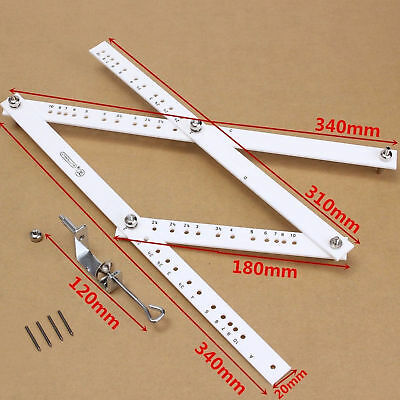 34cm Artist Pantograph Copy Drawing Reducer Enlarger Tool Art Craft for Office~