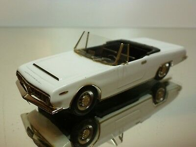 Abc 315 Alfa Romeo 2600 Spider Boneschi 1963 - White 1:43 - Excellent - 21/39