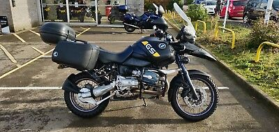 R1150 GS Adventure 2003 ** Full Luggage - Heated Grips **