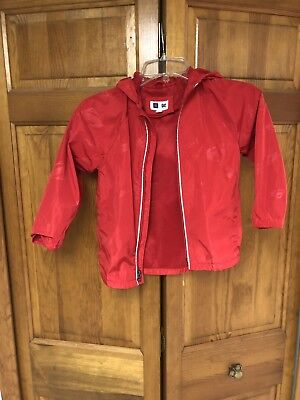 Gap Boys Superman Windbreaker Size 5