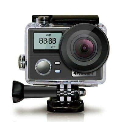 Action Camera 4K WiFi Waterproof Sports Cam 16MP HDMI 1080P DVR Recorder Go Pro