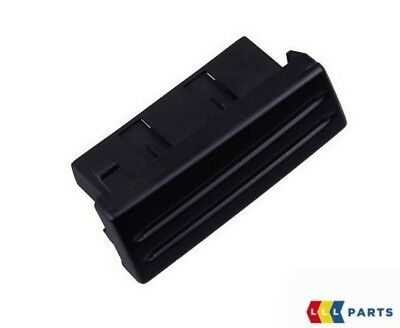 New Genuine Vw Polo 2009-2010 Center Console Black Credit Card Holder Rhd