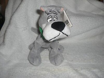 Warner Brothers 1998 Astro bean bag plush figure-New-w/tags-The Jetsons' Dog