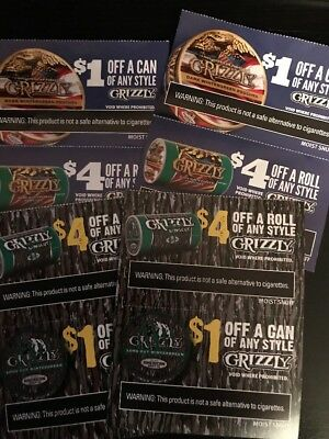 Grizzly Coupons