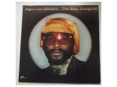 Alphonse Mouzon ‎- The Man Incognito - LP