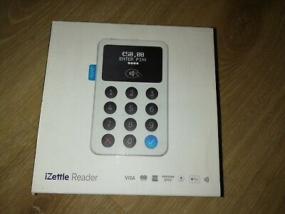 Izettle Card Reader Chip & Pin Device NEW IN THE BOX