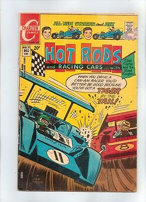HOT RODS AND RACING CARS No 111 with Clint Curtis and the  Road Knights