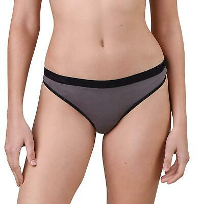 499f0e2b681b4 Naked Womens Everyday Cotton Thong Loungewear Panty Low-Rise Underwear for  Ladie