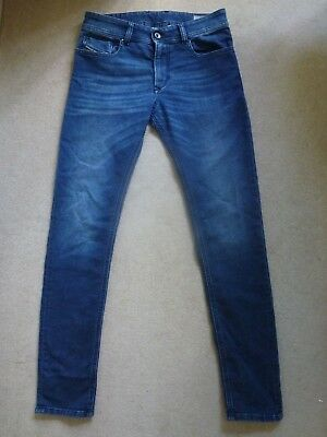 DIESEL Kids SLEENKER J Slim-Skinny Jeans In Blue Age 16yrs