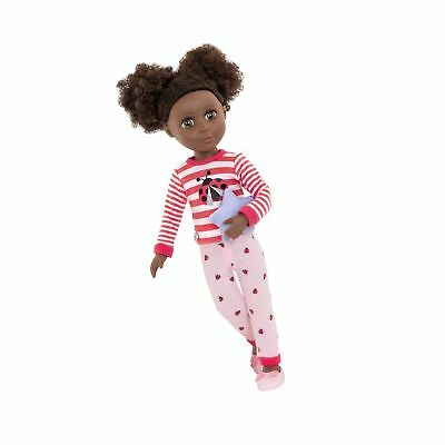 Glitter Girls by Battat - Ladybug Shimmer Pajama Top & Pant Regular Outfit - ...