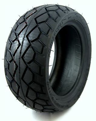 115/55-8 Black Mobility Scooter tyre fits TGA Vita 3 & 4 Rear Wheel