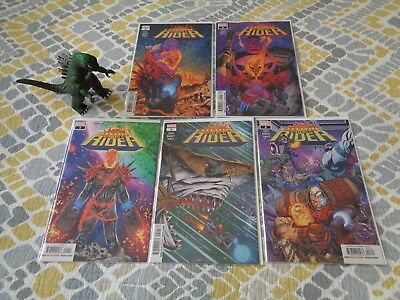 Cosmic Ghost Rider Complete 1 - 5 Limited Series All First Prints Marvel Comics