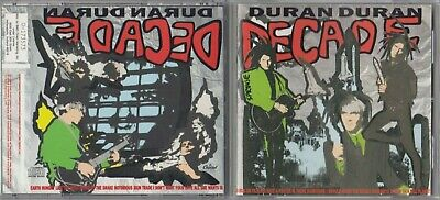 Duran Duran - Decade: Greatest Hits  (CD, Jan-2005, Capitol)