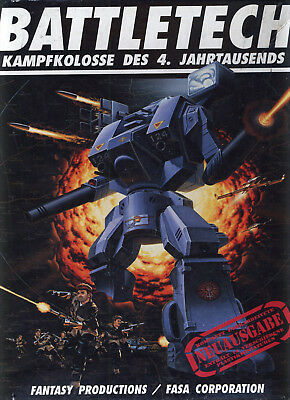 Fantasy Productions, Battletech Kampfkolosse des 4. Jahrtausends Start Set